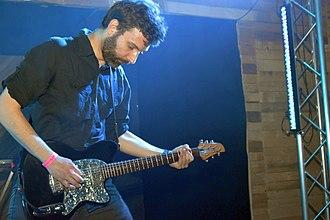 Tamás Faragó (musician) - Image: Amber Smith Tamás Faragó