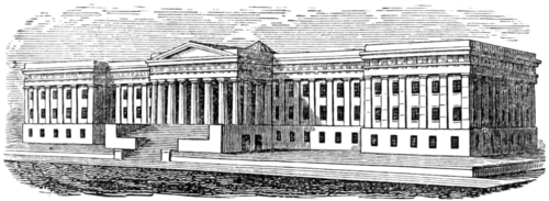 American Pocket Library of Useful Knowledge - Patent Office, Washington City.png