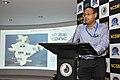 Amitava Akuli Demonstrates Technology Developed By CDAC Handheld Electronics Nose - NCSM - Kolkata 2018-04-23 0253.JPG