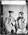Amoy, China; a husband and wife by John Thomson, 1870-1871. Wellcome L0056177.jpg