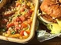 Amy's Drive-Thru Vegan Mac and Cheese and Vegan Burger (28927250215).jpg