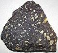 Amygdaloidal basalt (Portage Lake Volcanic Series, upper Mesoproterozoic, 1.093 to 1.097 Ga; Keweenaw Peninsula, Upper Peninsula of Michigan, USA) 24.jpg