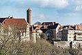 An der Eich, Stadtmauer Rothenburg ob der Tauber 20180216 001.jpg