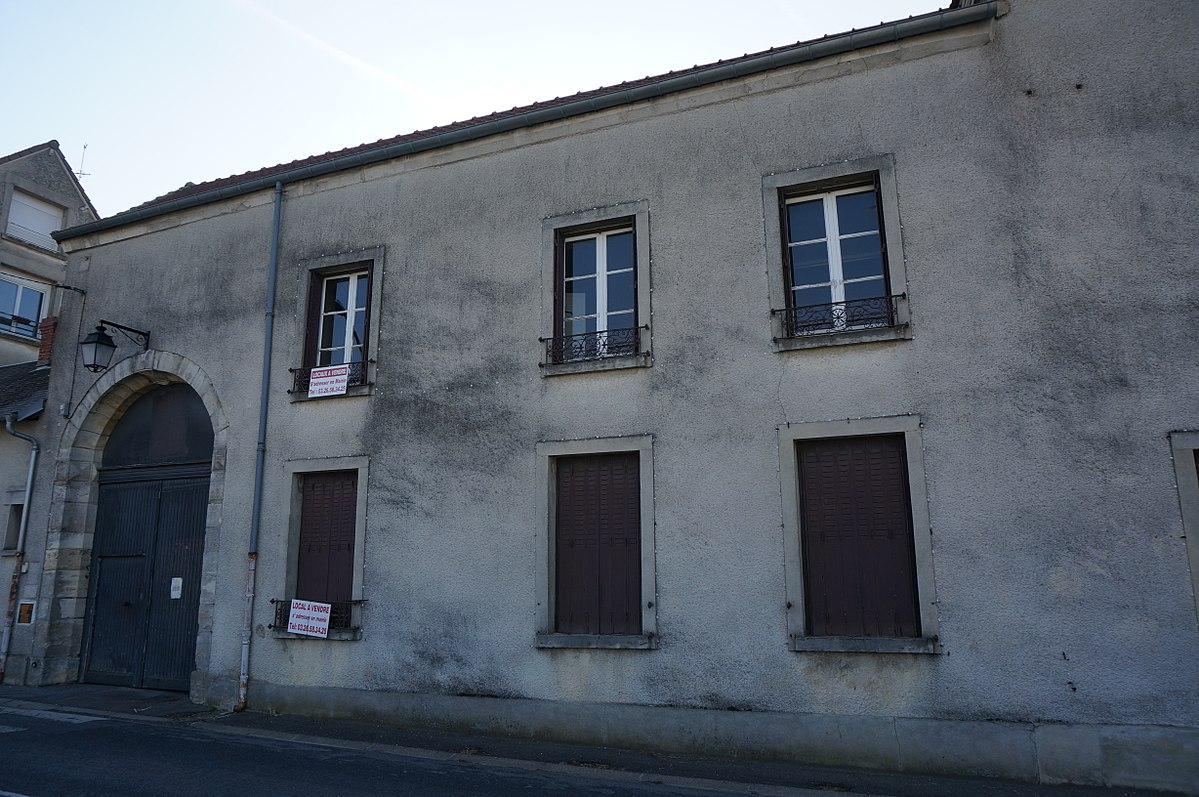 Ancien Tribunal Du Bailliage De Ch U00e2tillon  U2014 Wikip U00e9dia
