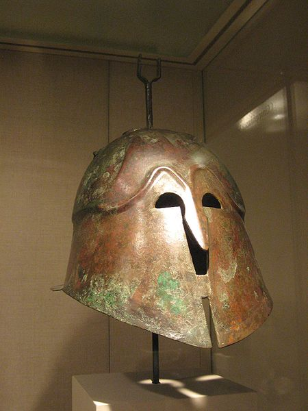Helmets In The Ancient World