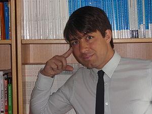 Andreas Kaplan - Andreas M. Kaplan, 2012