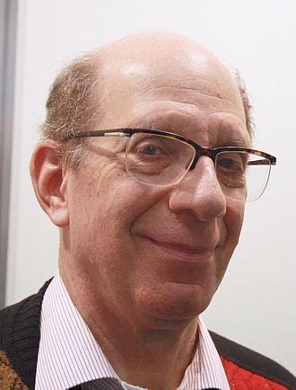Andrew S. Tanenbaum - Tanenbaum in 2012