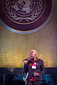 Angelique Kidjo Sound Check at United Nations - 6959624961.jpg