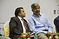 Anil Shrikrishna Manekar Talks with Ajoy Kumar Ray - Kolkata 2016-10-23 1354.JPG