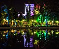 Ankara - Genclick Park - spectacular night lights (11078084706).jpg
