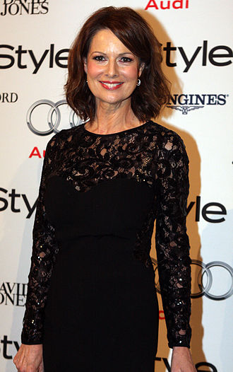 Ann Sanders - Sanders in 2013 at the Women of Style Awards