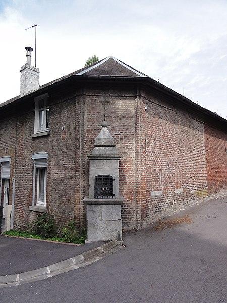 Anor (Nord, Fr) chapelle N.D. de Liesse A, rue Leo Lagrange (circuit chapelles)