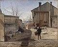 Anshelm Schultzberg - Demolishing the Old Orphanage, Stockholm - Google Art Project.jpg