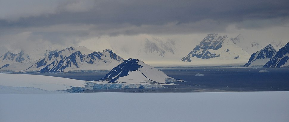 Antarctica (6), Laubeuf Fjord, Webb Island