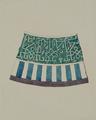 Antiquities of Samarkand. Tomb of the Saint Kusam-ibn-Abbas (Shah-i Zindah) and Adjacent Mausoleums. Mausoleum of Sha Arap. Section of Inscription above a Window WDL3914.png