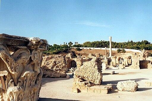 Antonine Baths Carthage