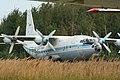 Antonov An-12B Cub RA-11653 (8563565419).jpg