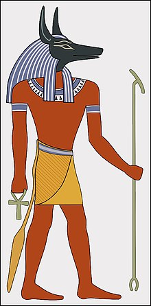 Anubis - Simple English Wikipedia, the free encyclopedia