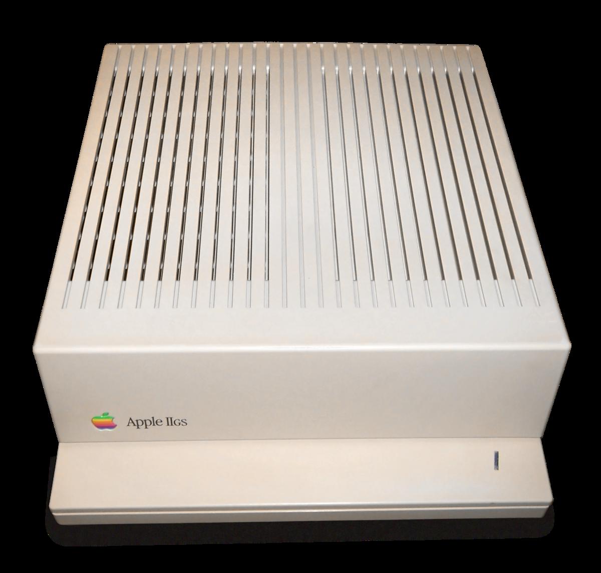 Apple IIGS - Wikipedia