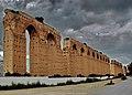 Aqueduc romain de Oued Elil (Tunis-Est).jpg