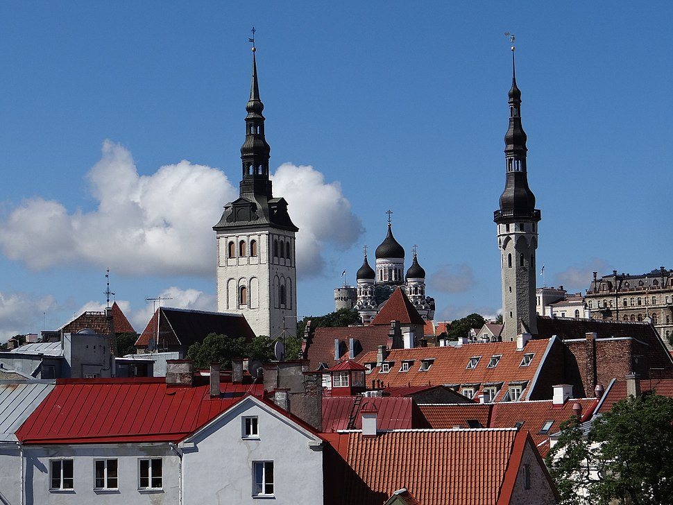 Architectural Detail - Old Town - Tallinn - Estonia - 08 (36025645646)