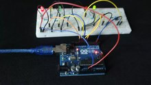 Datoteka:Arduino interactive traffic lights.webm