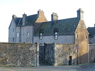 Argyll's Lodging - Argyll's Lodging in Castle Wynd