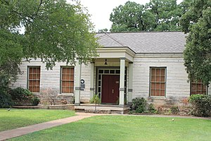 National Register of Historic Places listings in Bell County, Texas - Image: Armstrong Adams 1