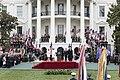 Arrival Ceremony - The Official State Visit of France (39892889910).jpg