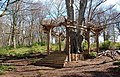 Art In The Woods At Culzean - geograph.org.uk - 1229863.jpg