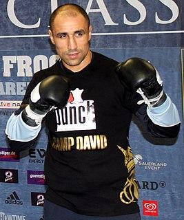 Arthur Abraham Armenian boxer