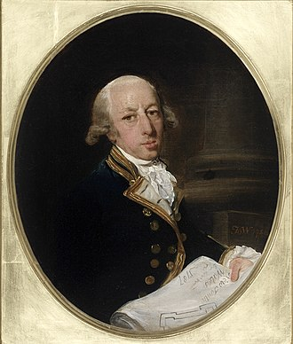 Arthur Phillip, first Governor of New South Wales Arthur Phillip - Wheatley ML124.jpg