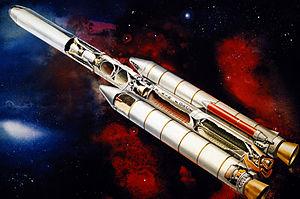 Titan 34D - Artist's concept of Titan 34D