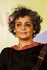 Arundhati Roy in 2013