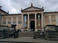 Ashmolean museum, Oxford, Entrance Screen And Steps Fronting Beaumont Street.jpg