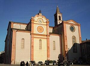 Asola, Lombardy - Image: Asola cattedrale di S. Andrea