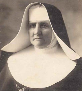 Assunta Marchetti Italian nun, co-foundress, blessed