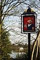 At the Sign of the Jolly Sailor, Bursledon - geograph.org.uk - 1737790.jpg