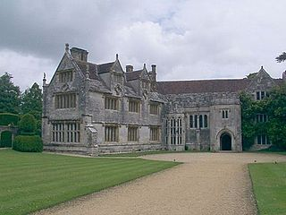 Athelhampton settlement and civil parish in Dorset, England