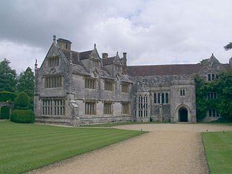 Athelhampton - Image: Athelhampton House