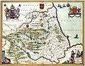 Atlas Van der Hagen-KW1049B11 034-EPISCOPATVS DVNELMENSIS Vulgo The Bishoprike of DVRHAM..jpeg