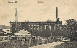 Comité des forges - Blast furnaces in Audun-le-Tiche