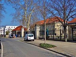 August-Bebel-Straße in Dresden