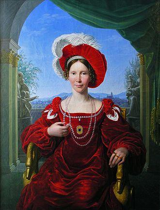 Princess Augusta of Prussia - Image: Auguste von Hessen Kassel
