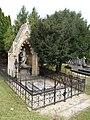 Augusz family tomb, Alsovaros Cemetery, 2016 Szekszard.jpg