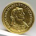 Aureo di diocleziano, 285 dc., roma.jpg