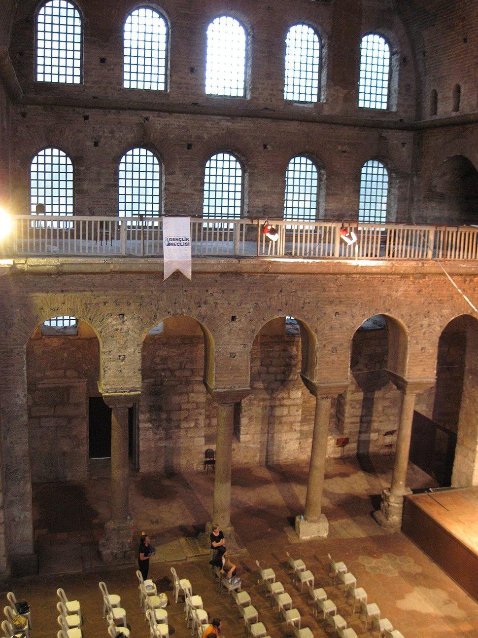 AyaIrini nave arcada 1048