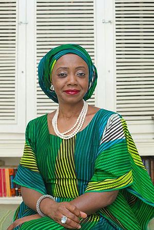 Ayisha Osori - Image: Ayisha Osori CEO of the Nigerian Women's Trust Fund