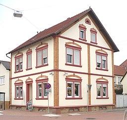Hauptstraße in Böhl-Iggelheim