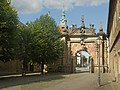 Bückeburg, poort van Schloss Bückeburg foto10 2015-09-09 14.57.jpg